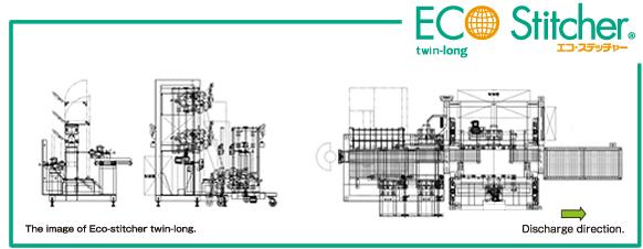 Eco-stitcher TwinLong